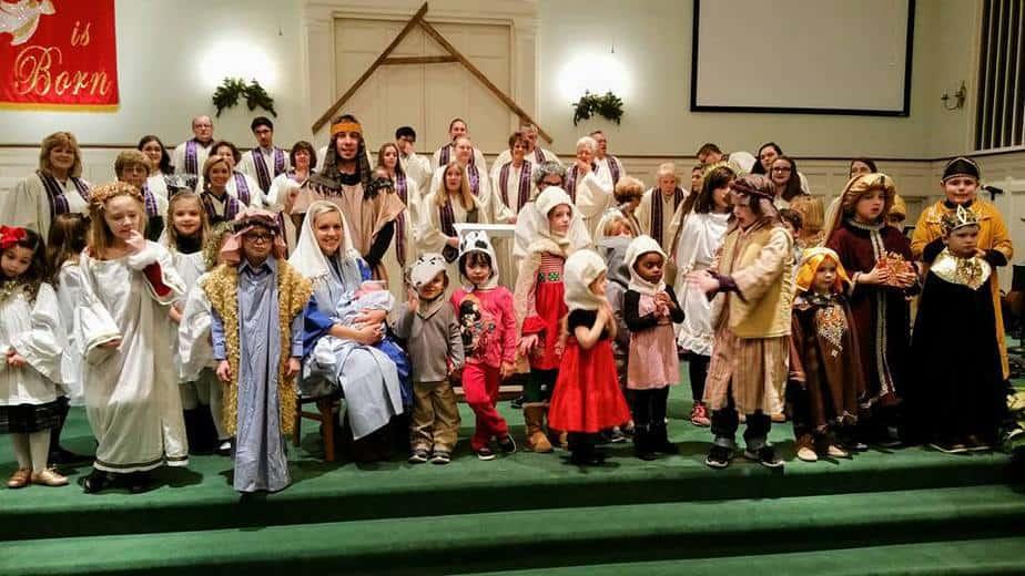 Christmas Program - Emmanuel Baptist Church Parkersburg