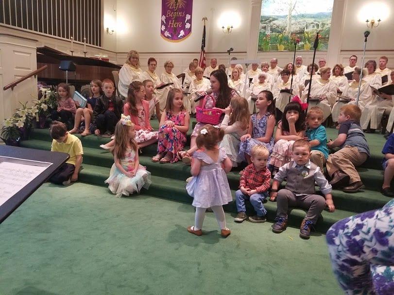 Kids - Emmanuel Baptist Church Parkersburg