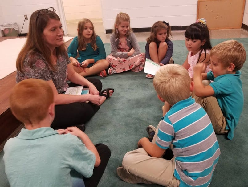Sarah Stephens, Director of Children's Ministries - Emmanuel Baptist Church Parkersburg