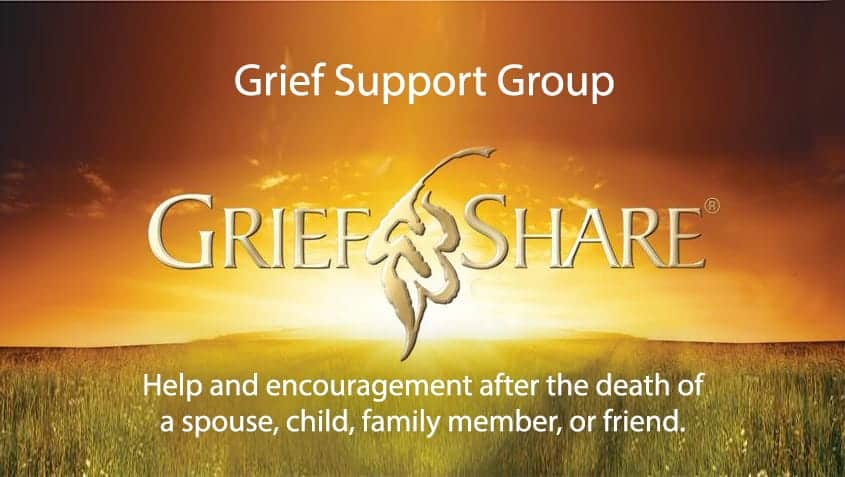 Griefshare Help and encouragement after the death of a loved one